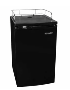 "EdgeStar BR2001 20"" Wide Ultra Low Temp Refrigerator For Kegerator Conversion. Retail $409.99"