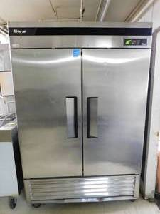Turbo Air 2 Door Freezer