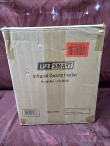 LifeSmart Slim Profile Infrared Heater, LS-3ECO