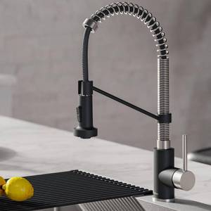 Kraus Bolden Commercial 2 Function Pulldown Kitchen Faucet