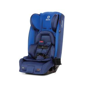 Infant Diono Radian 3Rxt Three Across All in One Car Seat