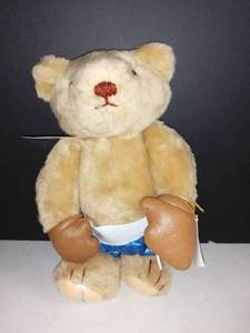 Vintage Bruno The Boxerbear Collectible From 1985