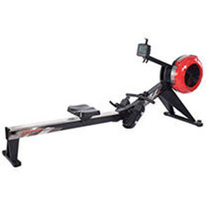 Stamina X AMRAP (As Many Reps As Possible) Air Rowing Machine - Red- Retail:$799.00