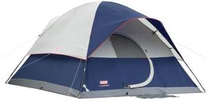 Coleman Tent 12X10 Elite Sundome 6 Person with LED Lighting {Retail $270.87}