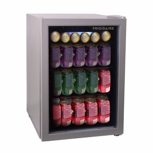 FRIGIDAIRE EFMIS9000-AMZ Freestanding Beverage Center Fridge-Fits 25 Bottles OR 60 Cans