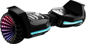 Jetson - Flash All-Terrain Electric Self Balancing Scooter w/12 mi Max Operating Range & 10 mph Max Speed - Black