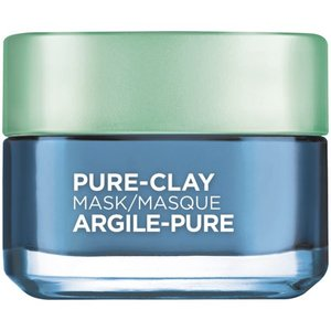 L'Oreal Paris Pure Clay Face Mask - Clear & Comfort - 1.7oz