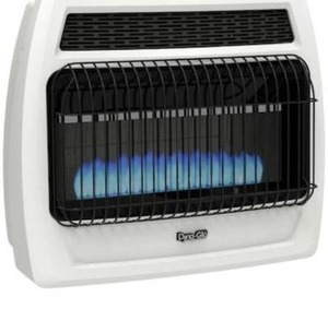Dyna Glo 30,000 BTU Ventless Natural Gas Heater
