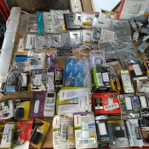 Random Lot Of Electrical Hardware