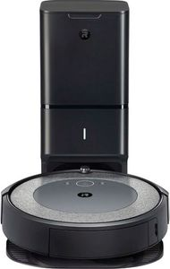 iRobot - Roomba i3+ (3550) Wi-Fi® Connected Robot Vacuum with Automatic Dirt Disposal - Neutral