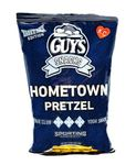 Lot of 5 - Guys Snacks - Hometown Pretzel - Tasty-Mix Edition - Exp. Date - 09-30-20