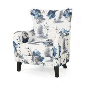 Arabella Fabric Club Chair by Christopher Knight Home- Retail:$284.57